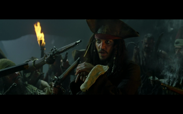 Pirates of the Caribbean The Curse of the Black Pearl - 1366