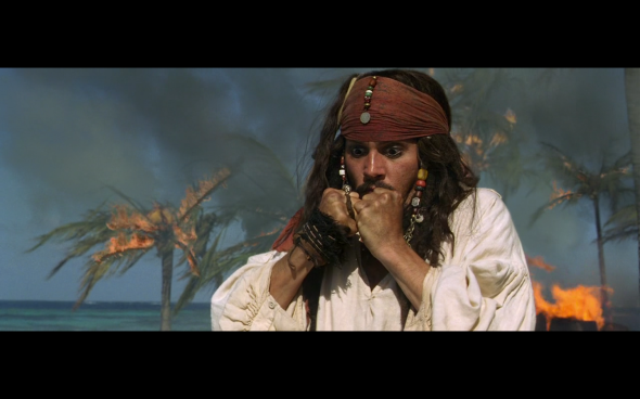 Pirates of the Caribbean The Curse of the Black Pearl - 1664