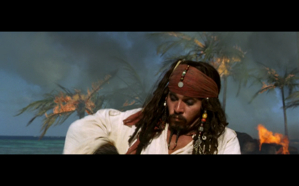 Pirates of the Caribbean The Curse of the Black Pearl - 1665