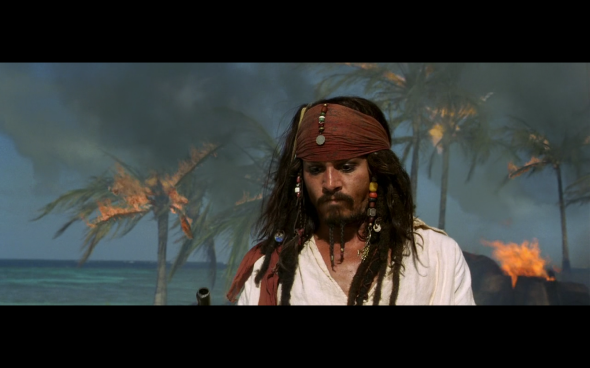 Pirates of the Caribbean The Curse of the Black Pearl - 1669
