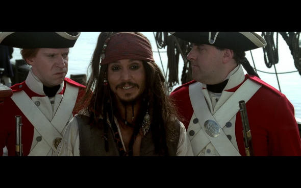 Pirates of the Caribbean The Curse of the Black Pearl - 1689