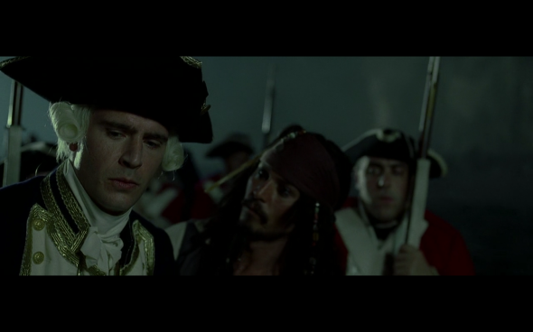 Pirates of the Caribbean The Curse of the Black Pearl - 1700