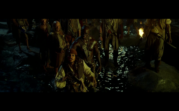 Pirates of the Caribbean The Curse of the Black Pearl - 1716