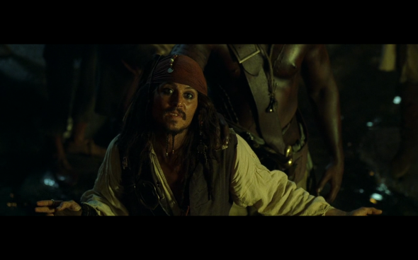 Pirates of the Caribbean The Curse of the Black Pearl - 1717