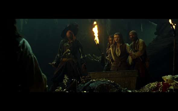 Pirates of the Caribbean The Curse of the Black Pearl - 1719