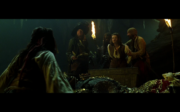 Pirates of the Caribbean The Curse of the Black Pearl - 1728