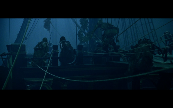 Pirates of the Caribbean The Curse of the Black Pearl - 1786