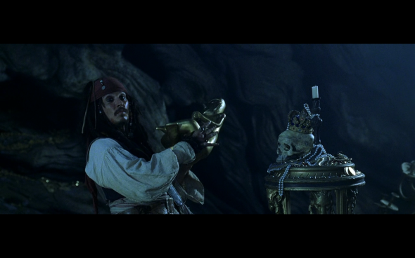 Pirates of the Caribbean The Curse of the Black Pearl - 1802