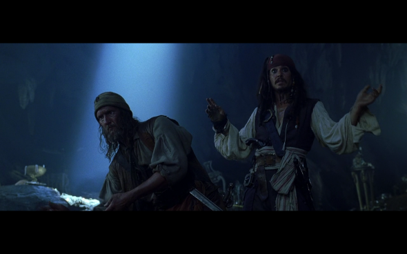 Pirates of the Caribbean The Curse of the Black Pearl - 1804