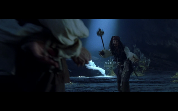 Pirates of the Caribbean The Curse of the Black Pearl - 1808