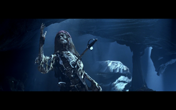 Pirates of the Caribbean The Curse of the Black Pearl - 1835