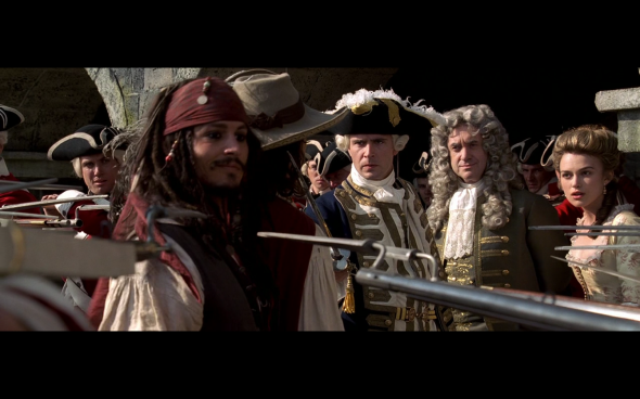 Pirates of the Caribbean The Curse of the Black Pearl - 1980