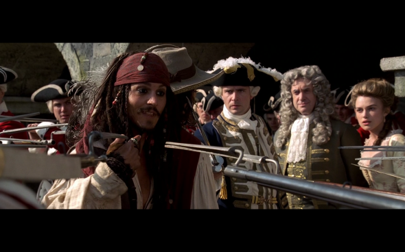 Pirates of the Caribbean The Curse of the Black Pearl - 1981