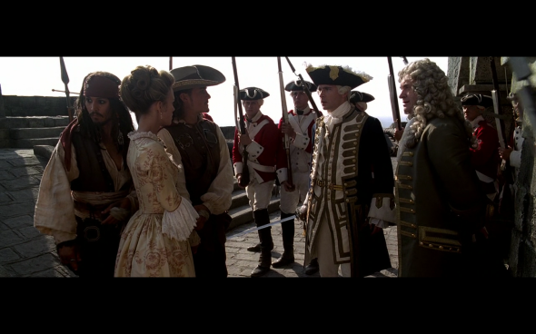 Pirates of the Caribbean The Curse of the Black Pearl - 1987