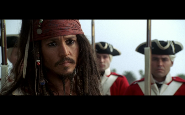 Pirates of the Caribbean The Curse of the Black Pearl - 1998