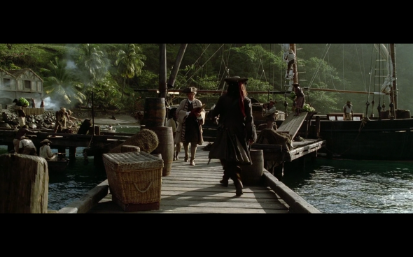 Pirates of the Caribbean The Curse of the Black Pearl - 200