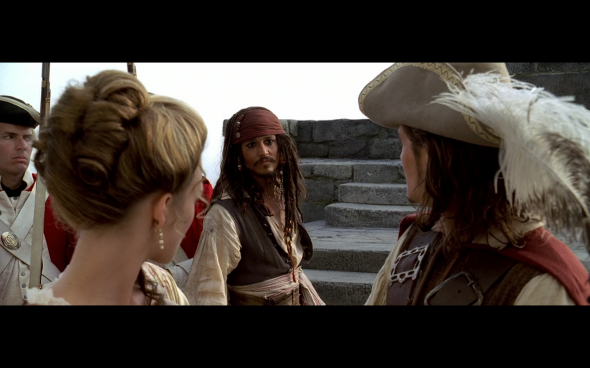 Pirates of the Caribbean The Curse of the Black Pearl - 2004