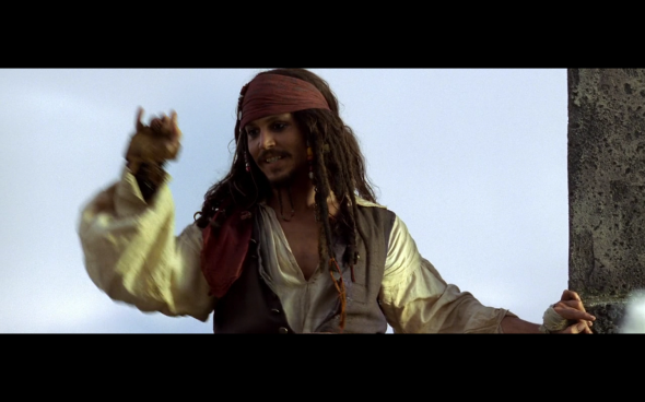 Pirates of the Caribbean The Curse of the Black Pearl - 2007
