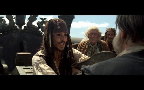 Pirates of the Caribbean The Curse of the Black Pearl - 2040