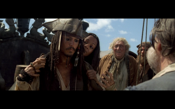 Pirates of the Caribbean The Curse of the Black Pearl - 2042