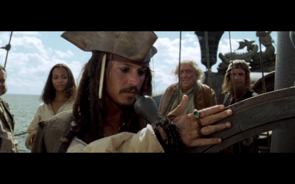 Pirates of the Caribbean The Curse of the Black Pearl - 2045