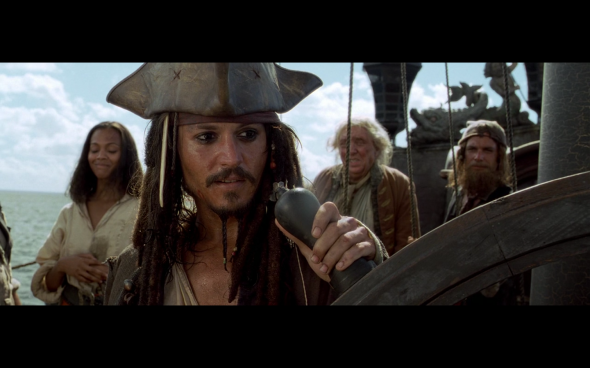 Pirates of the Caribbean The Curse of the Black Pearl - 2047
