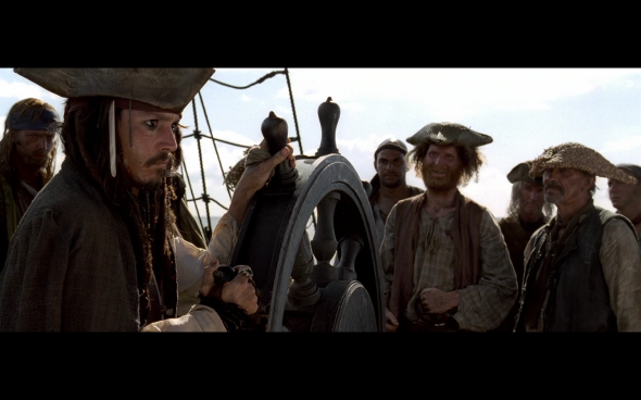 Pirates of the Caribbean The Curse of the Black Pearl - 2050