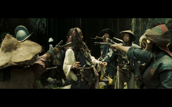 Pirates of the Caribbean At World's End - 1011