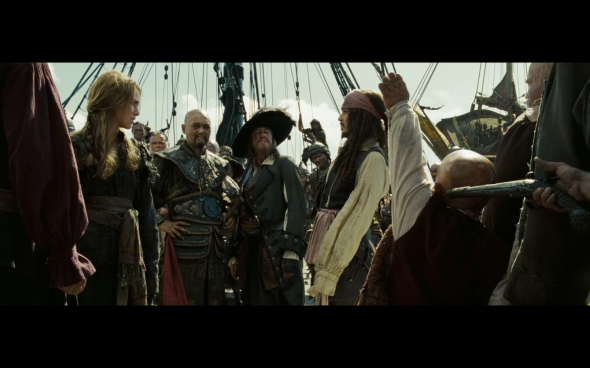 Pirates of the Caribbean At World's End - 1042
