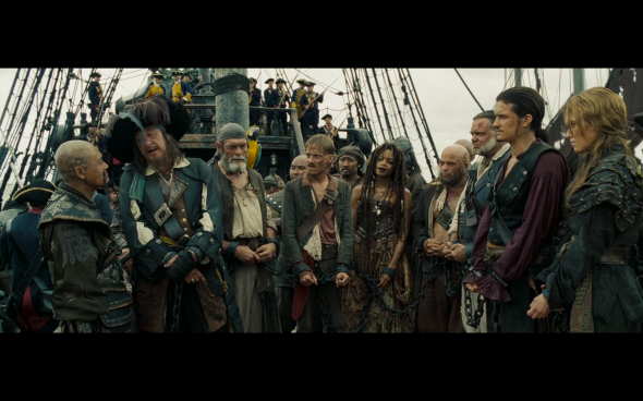 Pirates of the Caribbean At World's End - 1111