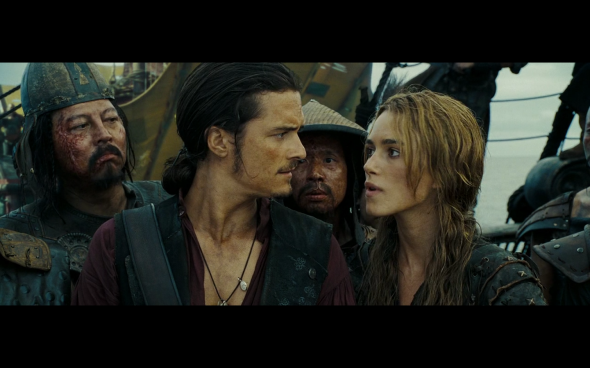 Pirates of the Caribbean At World's End - 1132