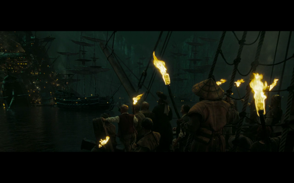 Pirates of the Caribbean At World's End - 1491