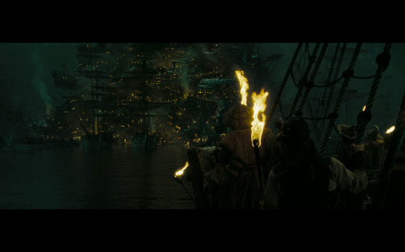 Pirates of the Caribbean At World's End - 1492