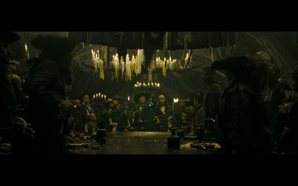 Pirates of the Caribbean At World's End - 1522
