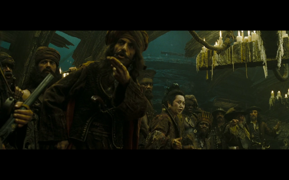Pirates of the Caribbean At World's End - 1536