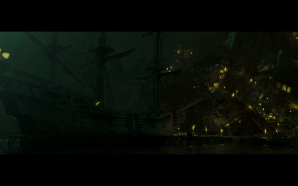 Pirates of the Caribbean At World's End - 1555
