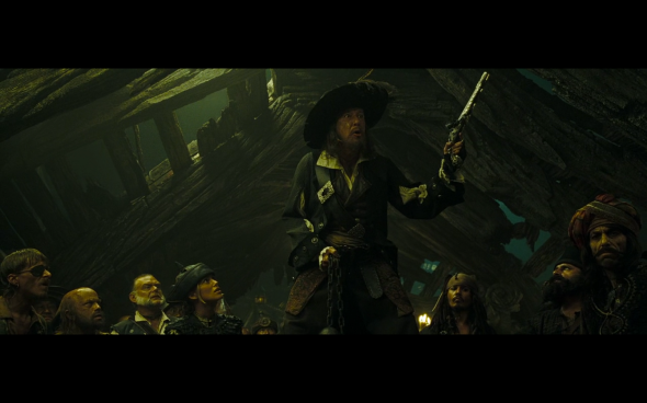 Pirates of the Caribbean At World's End - 1601