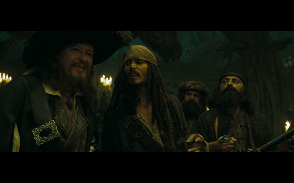 Pirates of the Caribbean At World's End - 1605