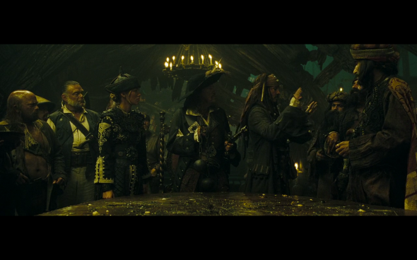 Pirates of the Caribbean At World's End - 1607