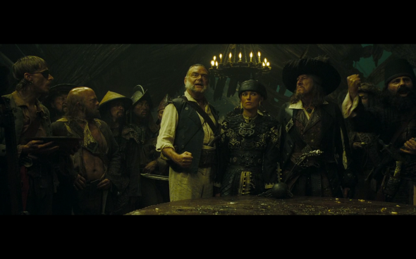 Pirates of the Caribbean At World's End - 1642