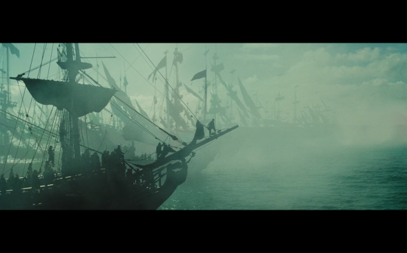 Pirates of the Caribbean At World's End - 1734