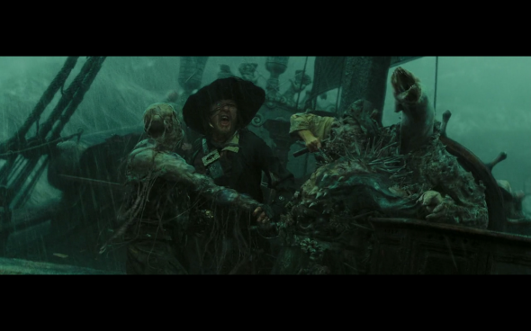 Pirates of the Caribbean At World's End - 2121