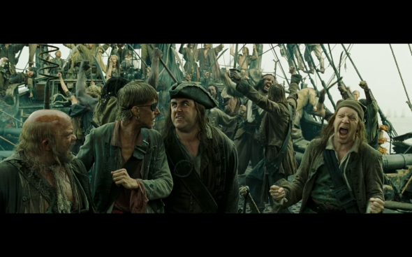 Pirates of the Caribbean At World's End - 2486