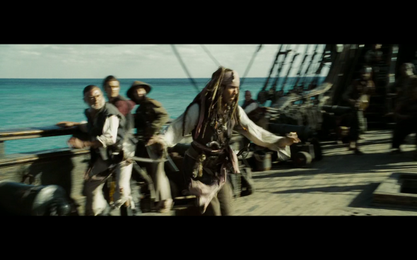 Pirates of the Caribbean At World's End - 830