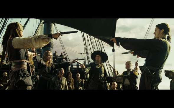 Pirates of the Caribbean At World's End - 920