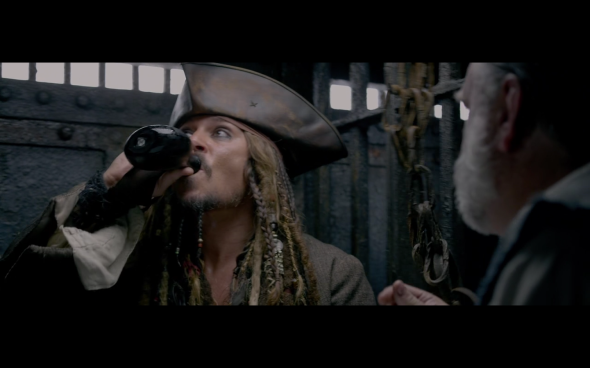 Pirates of the Caribbean On Stranger Tides - 100
