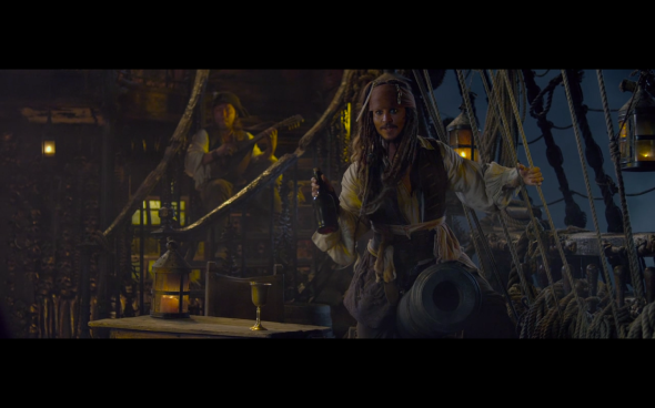 Pirates of the Caribbean On Stranger Tides - 1099
