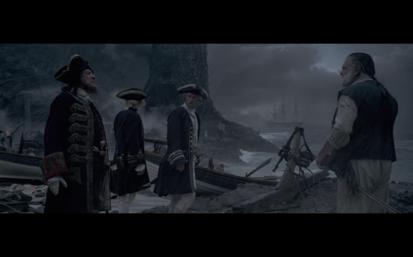 Pirates of the Caribbean On Stranger Tides - 1301