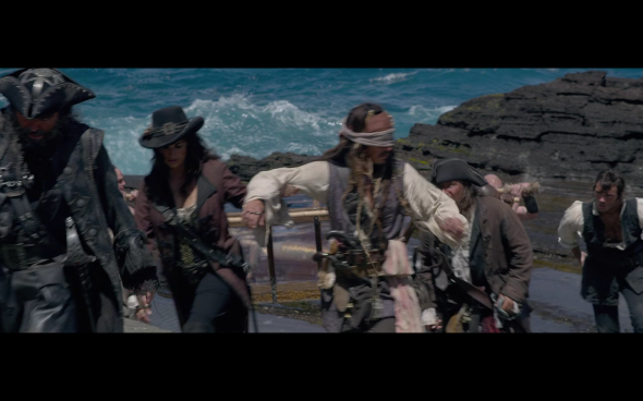 Pirates of the Caribbean On Stranger Tides - 1309