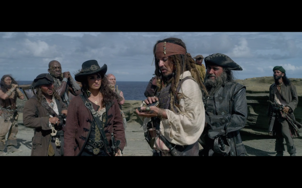 Pirates of the Caribbean On Stranger Tides - 1313
